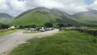 Nether Wasdale United Kingdom  city pictures gallery : Scafell Pike from Wasdale Head