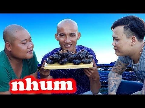 NHUM BIỂN Món Ăn Cho Phái Mạnh | Team Đầu Trọc | Sơn Dược Vlogs #88 - Thời lượng: 14 phút.