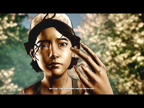Clementine Loses Her Finger! - The Walking Dead S3 A New Frontier - Episode 1 Walkthrough
