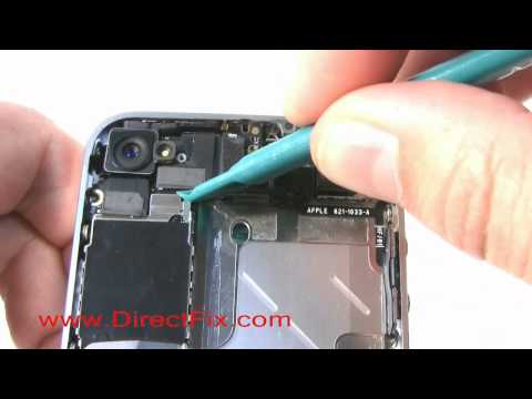 directfix - http://www.DirectFix.com presents the Apple iPhone 4 teardown and screen replacement directions. This will give you step by step free video directions on rep...