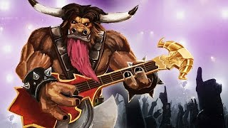 Video Elite Tauren Chieftain - Histoire d'une carte Hearthstone MP3, 3GP, MP4, WEBM, AVI, FLV Mei 2017