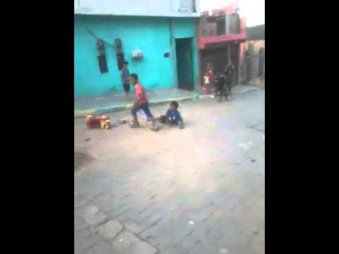 Molecada na Favela do Justinos