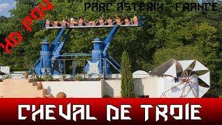 Cheval de Troie : On-Ride (HD POV) - Parc Astérix (France)