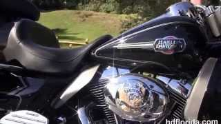 6. Used 2009 Harley Davidson Ultra Classic Electra Glide Motorcycles for sale in Spring Hill