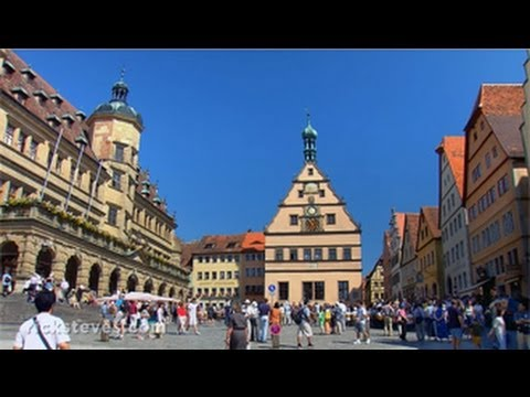 Rothenburg, Germany – A Romantic Medieval Town