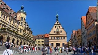 Rothenburg Ob Der Tauber Germany  city images : Rothenburg, Germany: Romantic Medieval Town