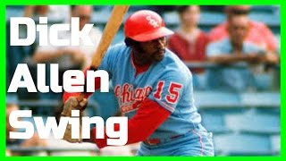 Dick Allen | Swing Like the greats