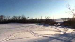 7. Arctic cat sno pro 500 DnD can