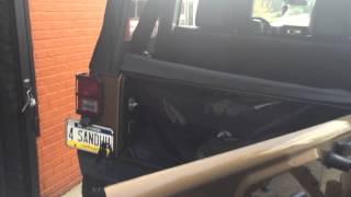 2012 Jeep Wrangler customized