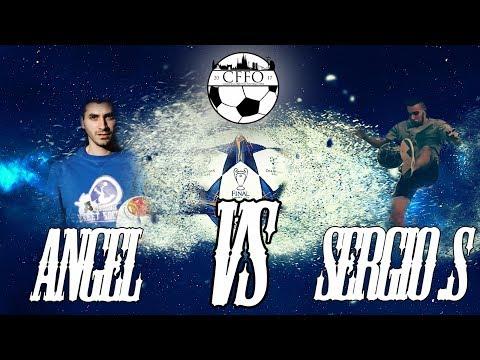 Final CFFO 2017 | Ángel R vs Sergio S