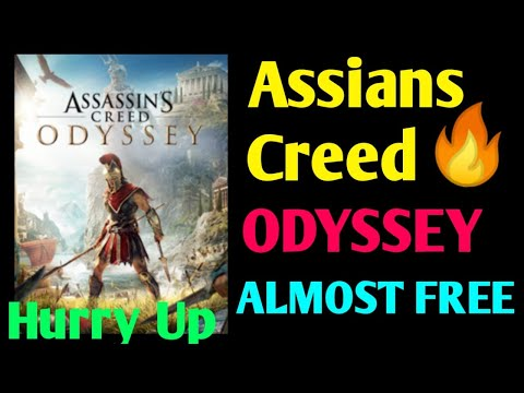 Assian Creed Odesey Is Almost Free Hurry Up Only 8Hours Left Assian Creed Odesey Steam Huge Discount