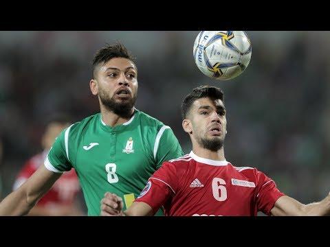 Аль-Вехдат - Al Quds 2:0. Видеообзор матча 14.05.2019. Видео голов и опасных моментов игры