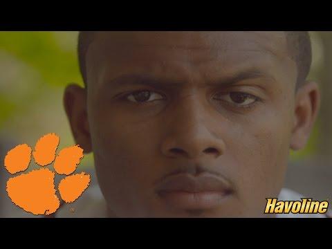 Clemson QB Deshaun Watson's Powerful Story | Havoline Football Saturdays (видео)