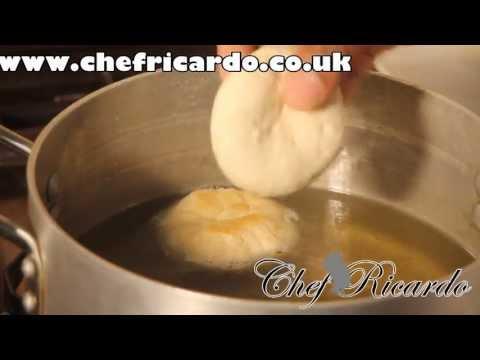 Community Magazine – fried dumplings Recipe from Jamaican Chef Ricardo Cooking