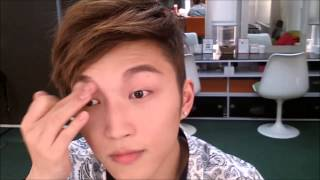 Korean Boy Style Makeup韓國男生妝容 - RickyKAZAF