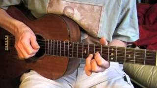 Robert Johnson lesson  - Part 2/3 -  Kindhearted Woman Blues - TAB available
