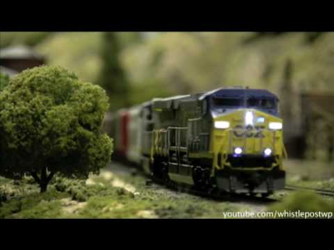 HO Trains with Sound Decoders # 2