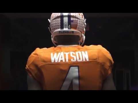 Promise    Clemson Tigers Hype Video (видео)