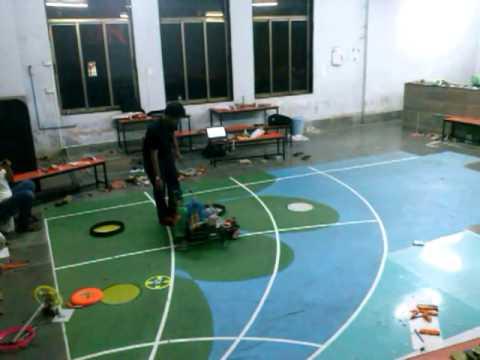 Auto robot testing