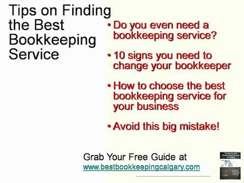 Calgary Bookkeeping