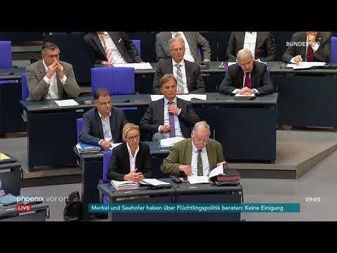 Maßregelung durch Wolfgang Schäuble zur Schweigeminute der AfD für Susanna F.