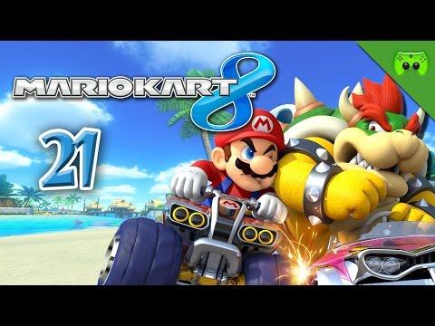 Mario Kart 8 # 21 - Hardi der Jizzer «» Let's Play Mario Kart 8 | HD