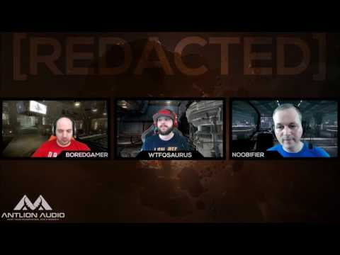 [REDACTED] Star Citizen Podcast #94 | Persistent Universe & Concepts