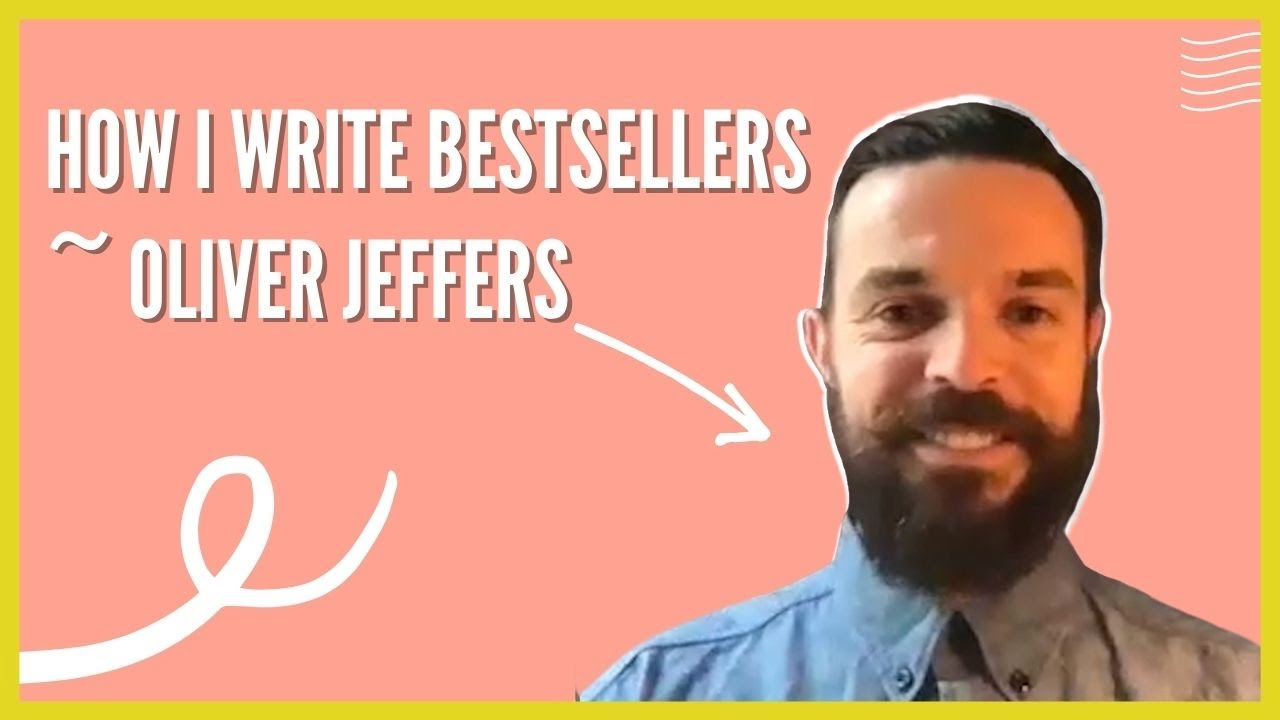#Exclusive Interview With Oliver Jeffers | Bestselling Author & Father