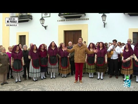 Este es mi pueblo | Encinasola (Huelva)