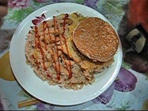 傳說中的麥當勞丼飯,真的好吃!