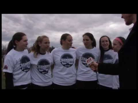 2015 NAC Women's Track & Field Championship Highlights