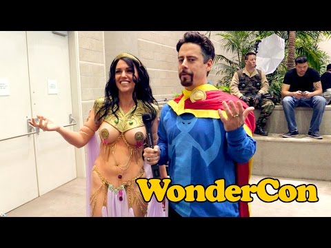 WonderCon Best Cosplay 2016
