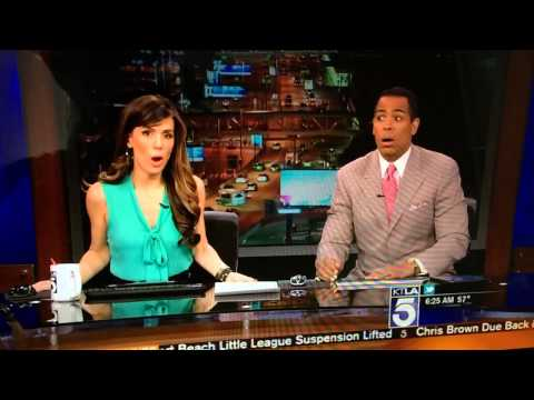 Los Angeles earthquake Live 3.17.14