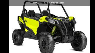 9. 2019 Can-Am Maverick Sport DPS 1000R Maverick Sport