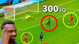 Video Football - When Players have 300 IQ (Genius Plays) MP3, 3GP, MP4, WEBM, AVI, FLV Maret 2019