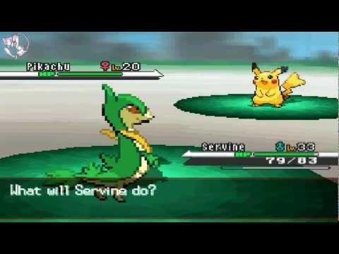 comment trouver pikachu dans pokemon noir