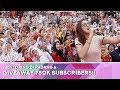 SALSHABILLA #VLOG - GIVEAWAY 750K SUBSCRIBERS!!