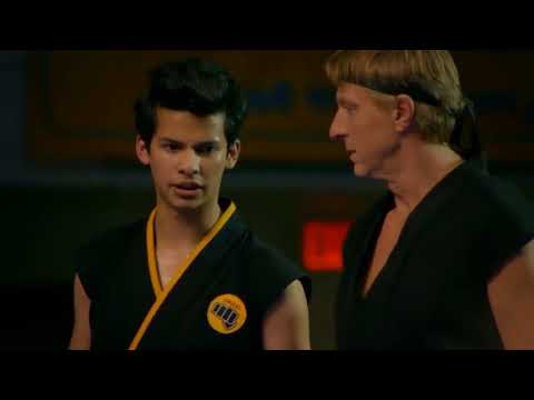 Cobra Kai - Episode 10 - Final Fight Of The All Valley Champion HD