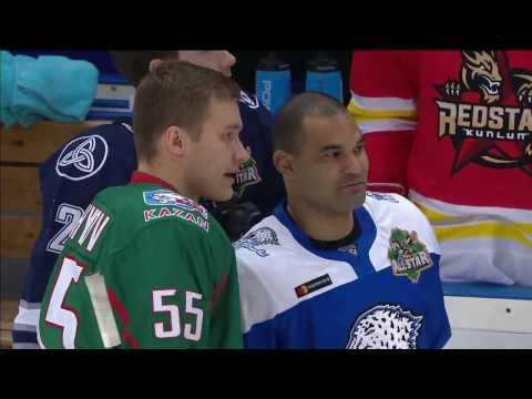 KHL All Star 2017 Super Skills: Shootout contest (видео)