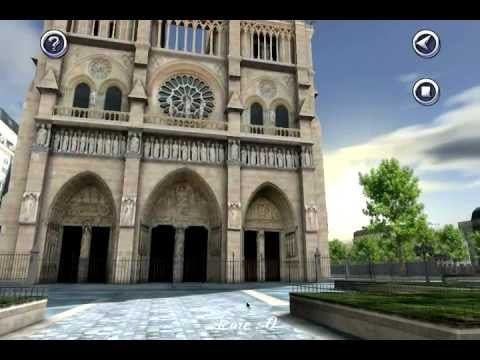 Video of Notre Dame de Paris 3D visit