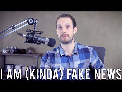 Suspects Identified in Minnesota Mosque Bombing   I Am (Kinda) Fake News (видео)