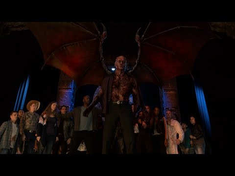 Lucifer as a King of Hell - Lucifer Season 4 Finale