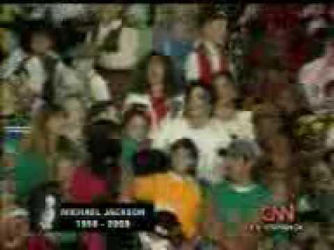 Muere Michael Jackson Breve Historia de su Vida