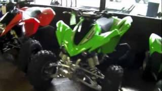 9. Kawasaki KFX 450R Review / Walkaround