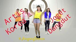 Danbi : Artis korea joget dan nyanyi dangdut (anyong dance)