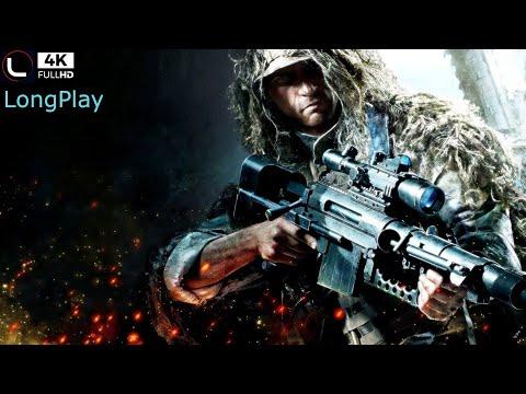 PC - Sniper: Ghost Warrior - LongPlay [4K:60FPS]🔴