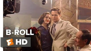 Allied B-ROLL (2016) - Marion Cotillard Movie