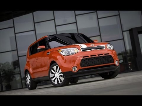 2014 KIA Soul First Drive Review: The least Audi like KIA redesigned