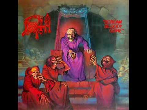 Tekst piosenki Death - Evil Dead po polsku