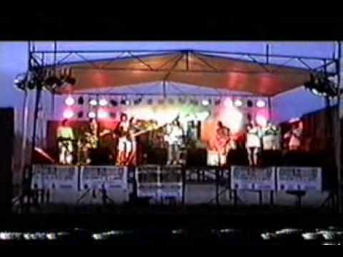 RASTAMEN EM mariluz - reggae dos pampas trem do amor 2000